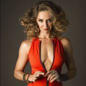 Bianca Rinaldi, aos 41 anos, admite usar botox e ironiza críticas:'Não o ingeri'