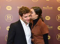 Sophie Charlotte beija o marido, Daniel de Oliveira, em evento em SP. Fotos!