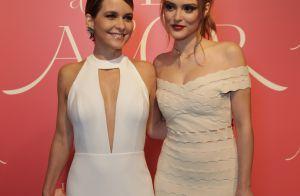 Os looks de Isabelle Drummond, Cláudia Abreu e mais famosas na festa da novela