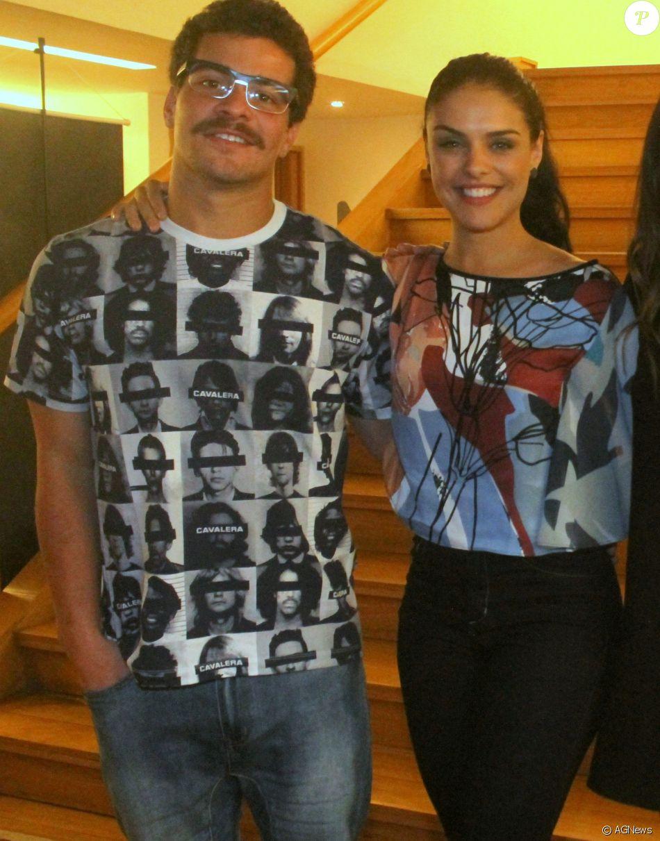 Thiago Martins admite crise no namoro com Paloma Bernardi: 'Somos seres humanos'