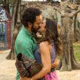 Beariz (Dira Paes) e Bento (Irandhir Santos) terão seu final feliz e um filho chamado Martim, na novela 'Velho Chico'