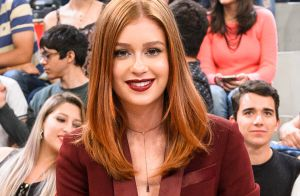 Marina Ruy Barbosa idealiza seu look noiva para casamento: 'Vestido sem volume'