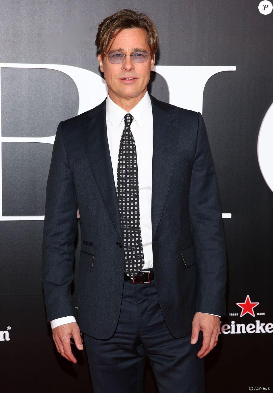 Brad Pitt, acusado de agredir filhos, faz exames toxicológicos e coopera com as investigações, indica imprensa internacional nesta quinta-feira, dia 29 de setembro de 2016