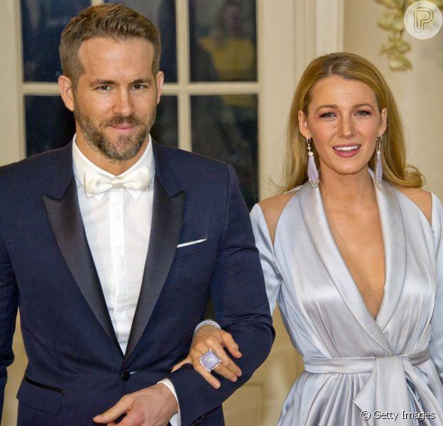 Blake Lively deu à luz ao seu segundo filho, em Manhattan, Nova York, nesta sexta-feira, 30 de setembro de 2016
