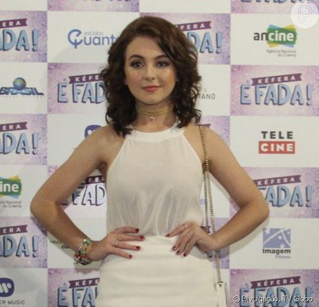 Klara Castanho será emancipada pelos seus pais aos 16 anos, como informou o jornal 'Extra' deste sábado, 1 de outubro de 2016