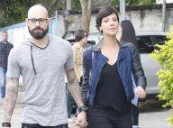 Eleições 2016: Camila Rodrigues é vista de mãos dadas com novo namorado. Fotos!
