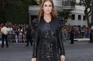 Marina Ruy Barbosa é clicada com Jéssica Alba em Paris. Veja fotos!