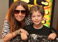Giovanna Antonelli fala sobre orientação sexual com o filho: 'Não existe tabu'