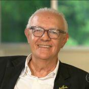 Ney Latorraca fala sobre seus 50 dias na UTI: 'Achava que não ia voltar. Medo!'