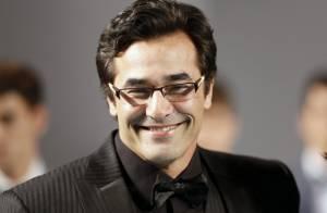 Luciano Szafir chega aos 45 anos logo após ser pai do segundo filho, David