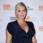 Terceiro filho de Kate Winslet se chama Bear: 'Eles estão muito bem'