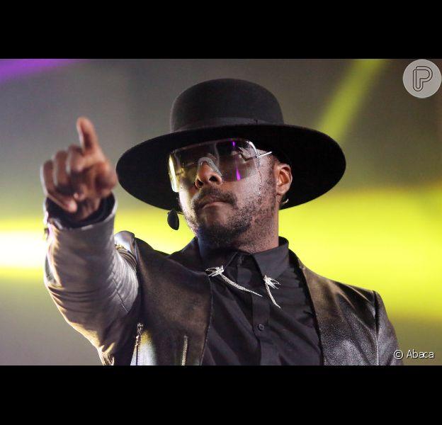 Will.I.Am, líder da banda Black Eyed Peas, cancelou nesta quinta-feira, 26 de dezembro de 2013, o seu show no Réveillon de Copacabana, no Rio de Janeiro