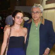 Caetano Veloso está namorando a médica Luana Moussallem, de 38 anos