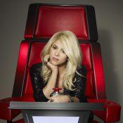 Primeira imagem de Shakira como jurada do programa 'The Voice' é divulgada