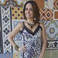 Silvia Franceschi é Silvana Soares, a secretária de Cristóvão (Guilherme Gorski) que está há quinze anos na empresa e, por isso, acredita ter privilégios - até mesmo para fazer fofocas. Nutre paixão pelo chefe, fazendo de tudo para que ele lhe note, na novela 'Carinha de Anjo'