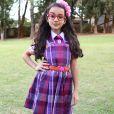 Renata Randel é Bárbara Guerra Smith, a egoísta e invejosa aluna de 7 anos que é uma das adversárias de Dulce (Lorena Queiroz) e sempre implica com as estudantes menores. É melhor amiga de Frida (Sienna Belle), com quem apronta no colégio, na novela 'Carinha de Anjo'