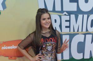 Maisa Silva enaltece amizade com par em 'Carinha de Anjo': 'Temos intimidade'