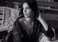Bruna Marquezine posa com look despojado e sem sutiã para ensaio: 'À vontade'