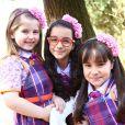 Dulce Maria (Lorena Queiroz) é rival de Bárbara (Renata Randel), uma aluna que sempre implica com as mais novas e de Frida (Sienna Belle), uma menina mimada que sempre planeja algo para entristecer Dulce