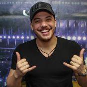 Wesley Safadão monitora filhos pela web e quer aumentar família: 'Mais uns 5, 7'