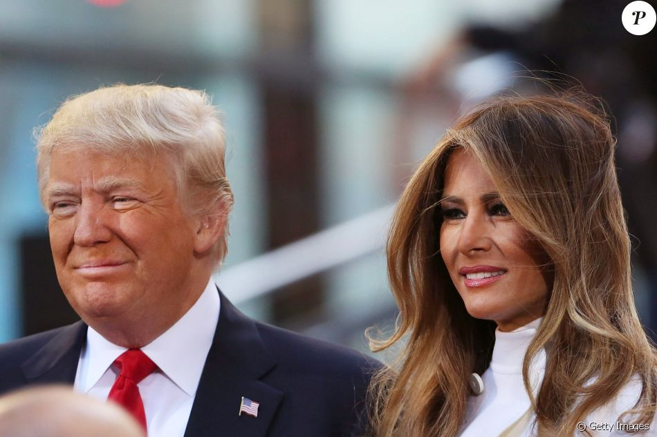 Melania Trump foi rejeitada pela estilista de Michelle Obama