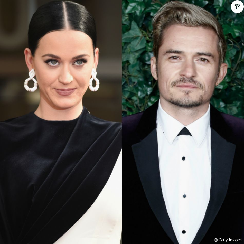 Katy Perry rompe namoro com Orlando Bloom após dez meses de relacionamento