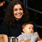 Sophie Charlotte lembra parto de 12 horas do filho, Otto: 'Lição de humildade'