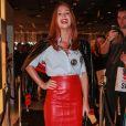 Marina Ruy Barbosa é a nova garota propaganda da Schutz