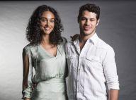 Débora Nascimento conta que dorme nua e elege marido como 'boy crush': 'Tiete'