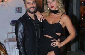 dfda9b587 Giovanna Ewbank deixa hot pants à mostra em evento com Bruno Gagliasso