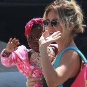 Giovanna Ewbank explica carisma da filha, Títi: 'Criança amorosa e de muita luz'
