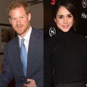 Príncipe Harry pretende se casar nos EUA para agradar a namorada, Meghan Markle