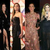 Veja looks de Fernanda Souza, Camila Queiroz e mais famosas em premiação de TV!