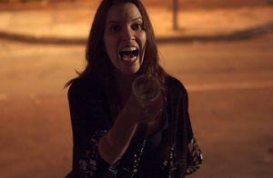 'Rock Story': Júlia revela planos de Alex para vítima. 'Quer te usar como mula'