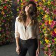Giovanna Antonelli, de Sol Nascente,  acompanha por Instagram marcas internacionais como Mansur Graviel e Stella McCartney