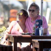 José de Abreu e Priscila Petit terminam casamento de 1 ano: 'Bom enquanto durou'