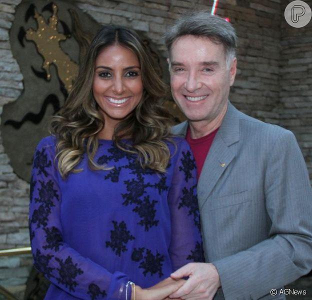 A advogada Flavia Sampaio nega separação do empresário Eike Batista
