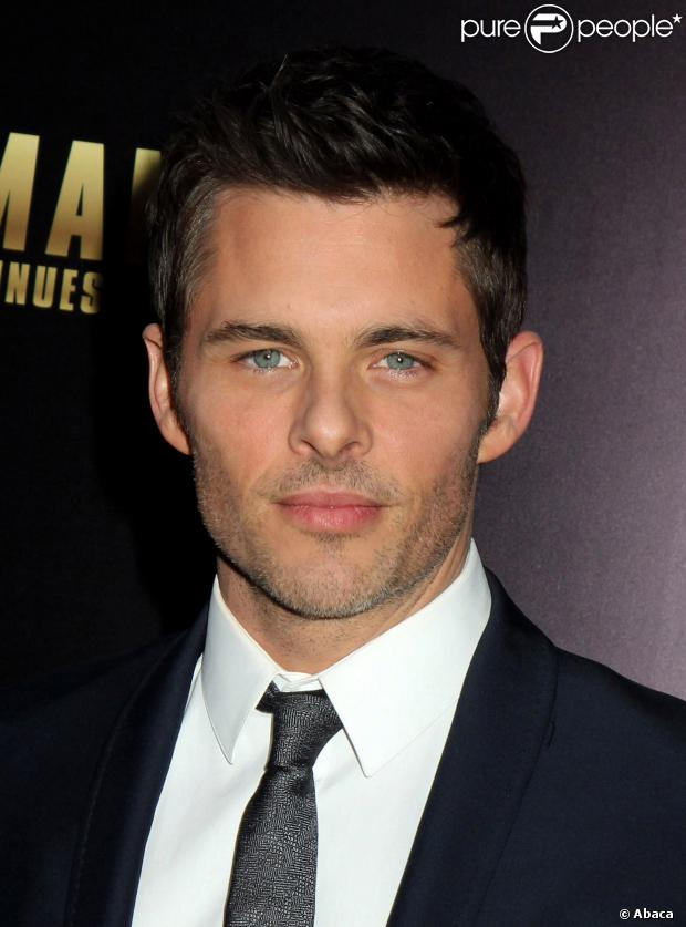 James Marsden, de 'X-Men', assume papel de Paul Walker no filme 'The Best of Me'