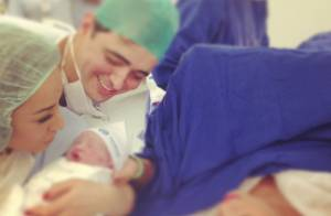 Nasce Felipe, o primeiro sobrinho de Sabrina Sato, em São Paulo: 'Muita emoção'