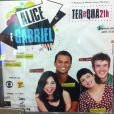 Antes de sofrer o acidente, Mariana Cortines estava em cartaz com a peça 'Alice e Gabriel', no Rio de Janeiro