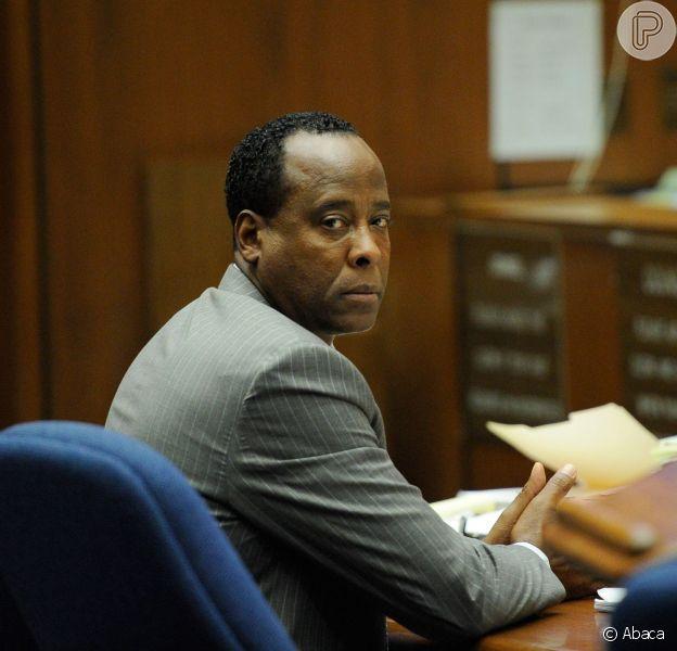 O médico Conrad Murray perdeu o recurso e foi considerado culpado pela morte do cantor Michael Jackson em julgamento que terminou hoje, 16 de janeiro de 2014, nos EUA