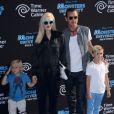 Gwen é casada com Gavin Rossdale, líder da banda Bush