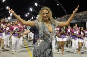 Ellen Rocche mostra gingado em ensaio técnico do Carnaval. Veja outras musas!