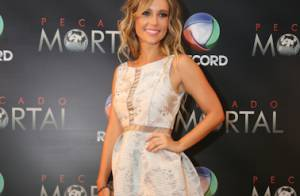 Juliana Didone volta para a Globo após atuar em 'Pecado Mortal', da Record
