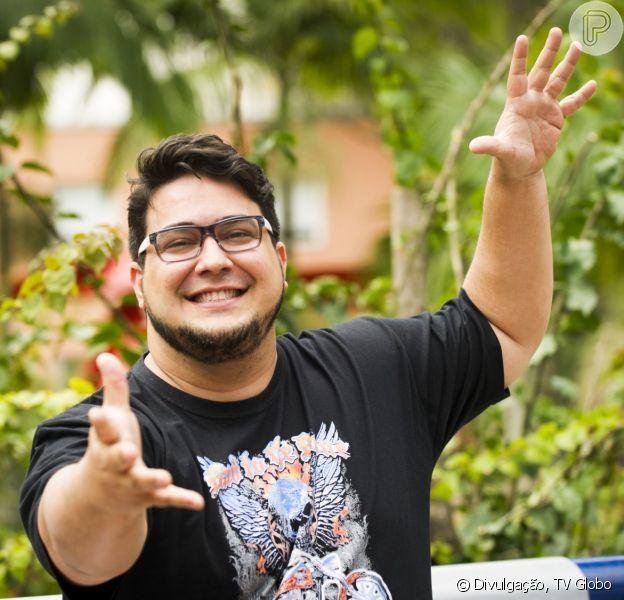 André Marques vai apresentar na TV Globo um reality show musical para bandas