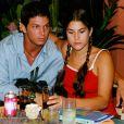 Em 1999, Priscila Fantin protagonizou 'Malhação' ao lado de Mário Frias