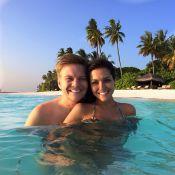 Michel Teló e Thais Fersoza viajam para as Maldivas: 'Esse lugar é incrível!'