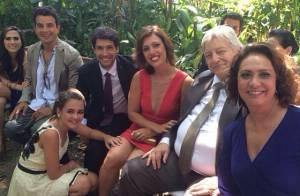 Klara Castanho deixa mensagem para elenco de 'Amor à Vida': 'Vai deixar saudade'