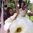 Klara Castanho adora publicar fotos dos bastidores de 'Amor à Vida'