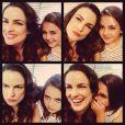Klara Castanho publica foto com Carolina Kasting: 'Virou confidente'